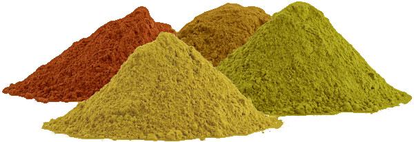 RP (raw powders)