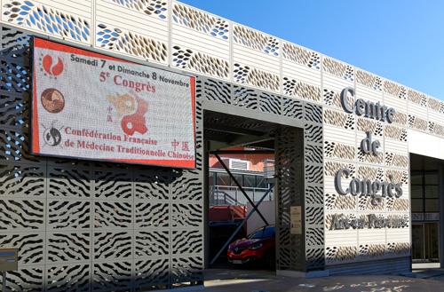 Congrès de la CFMTC au Centre de congrès d'Aix en Provence 2015