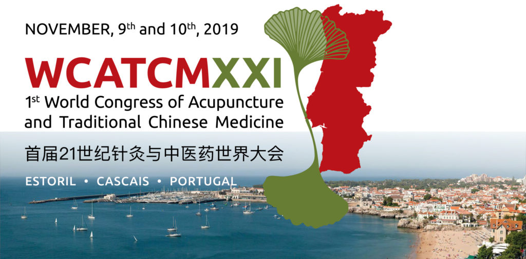 1st World Congress of Acupuncture and Traditional Chinese Medicine in 21st Century in Lisbon